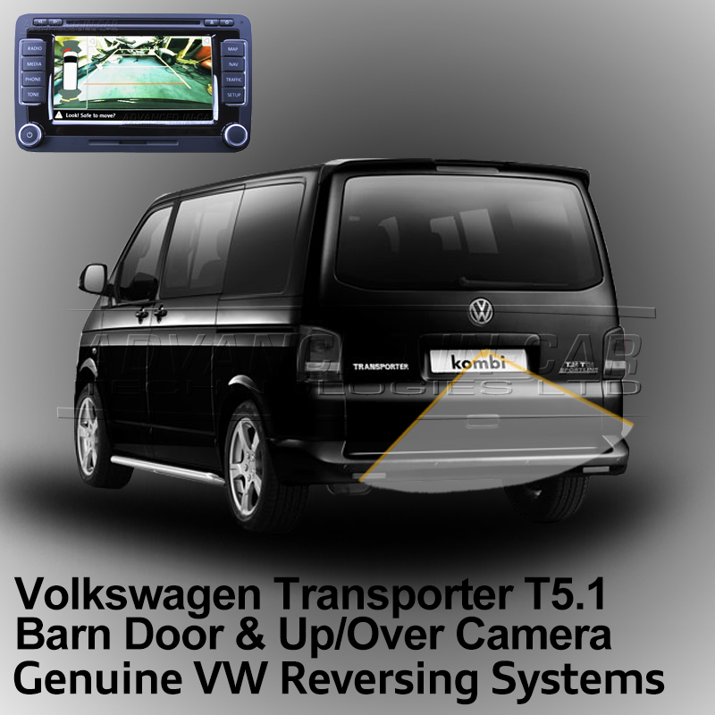 vw transporter t5 reversing camera retrofit. Black Bedroom Furniture Sets. Home Design Ideas