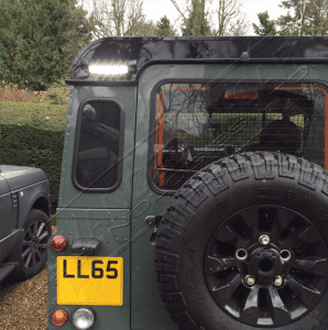 Land Rover Defender LED WorkLight