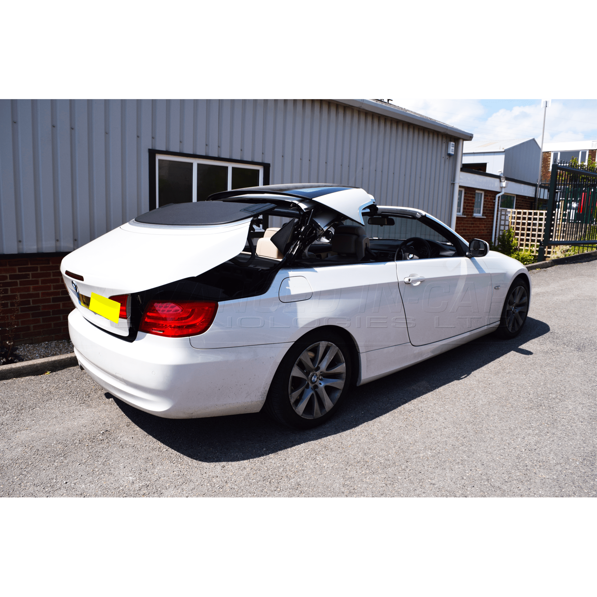 Bmw Convertible Remote Roof Open Module Advanced In