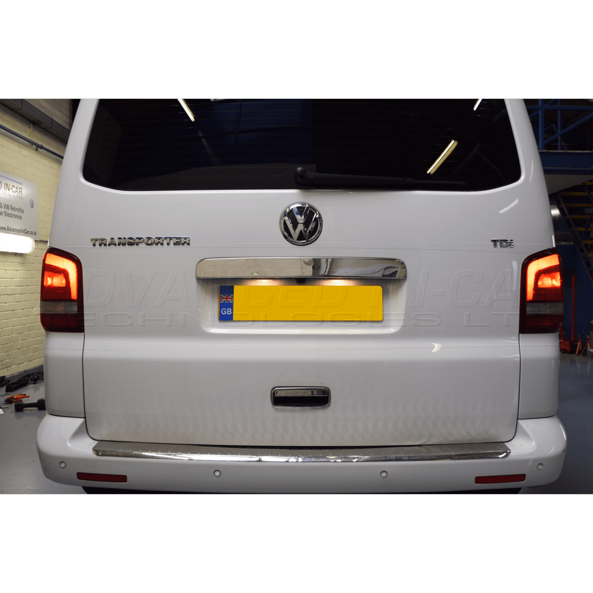 vw t5 rear sportline lights advanced in car technologies. Black Bedroom Furniture Sets. Home Design Ideas