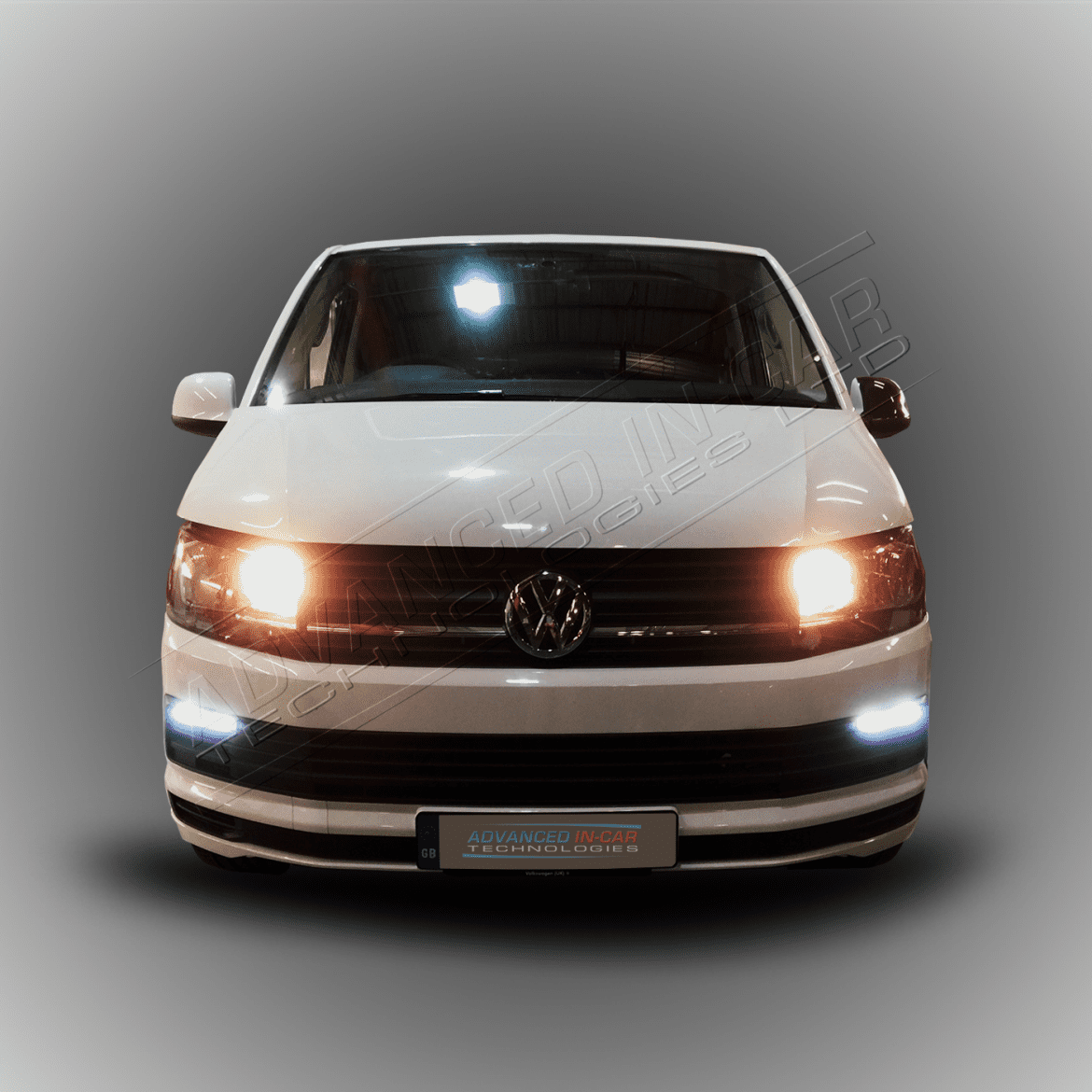how to turn off daytime running lights vw t5