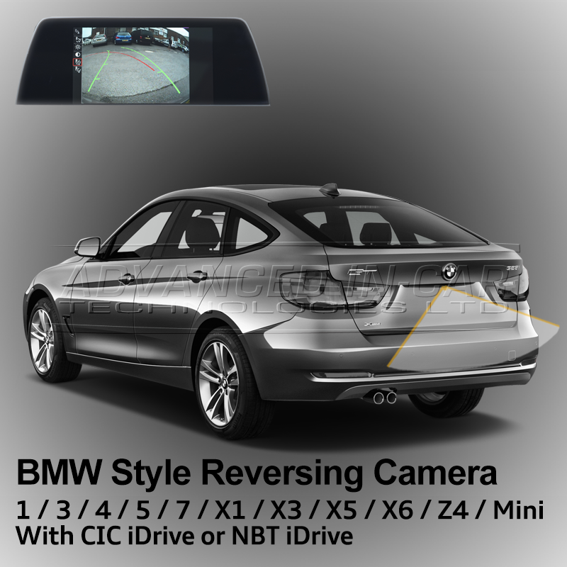 BMW Reversing Camera Retrofit