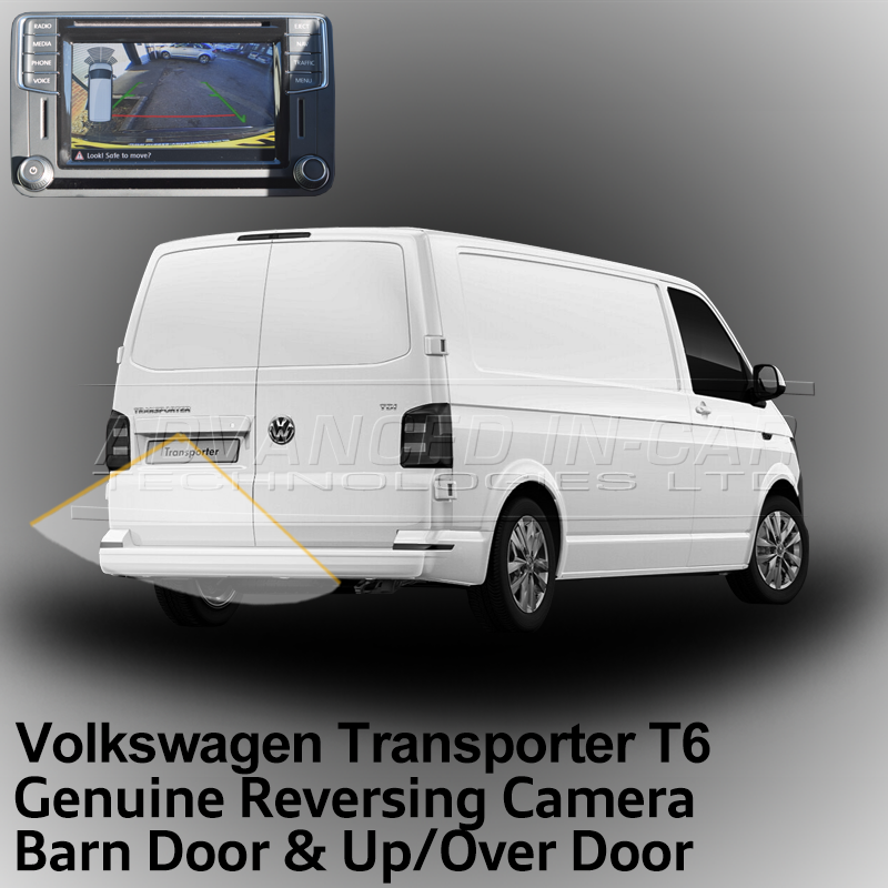 volkswagen transporter t6 reversing camera retrofit. Black Bedroom Furniture Sets. Home Design Ideas