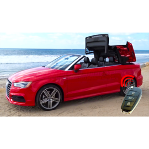 Audi A3 / S3 8V Cabriolet Remote Roof Module