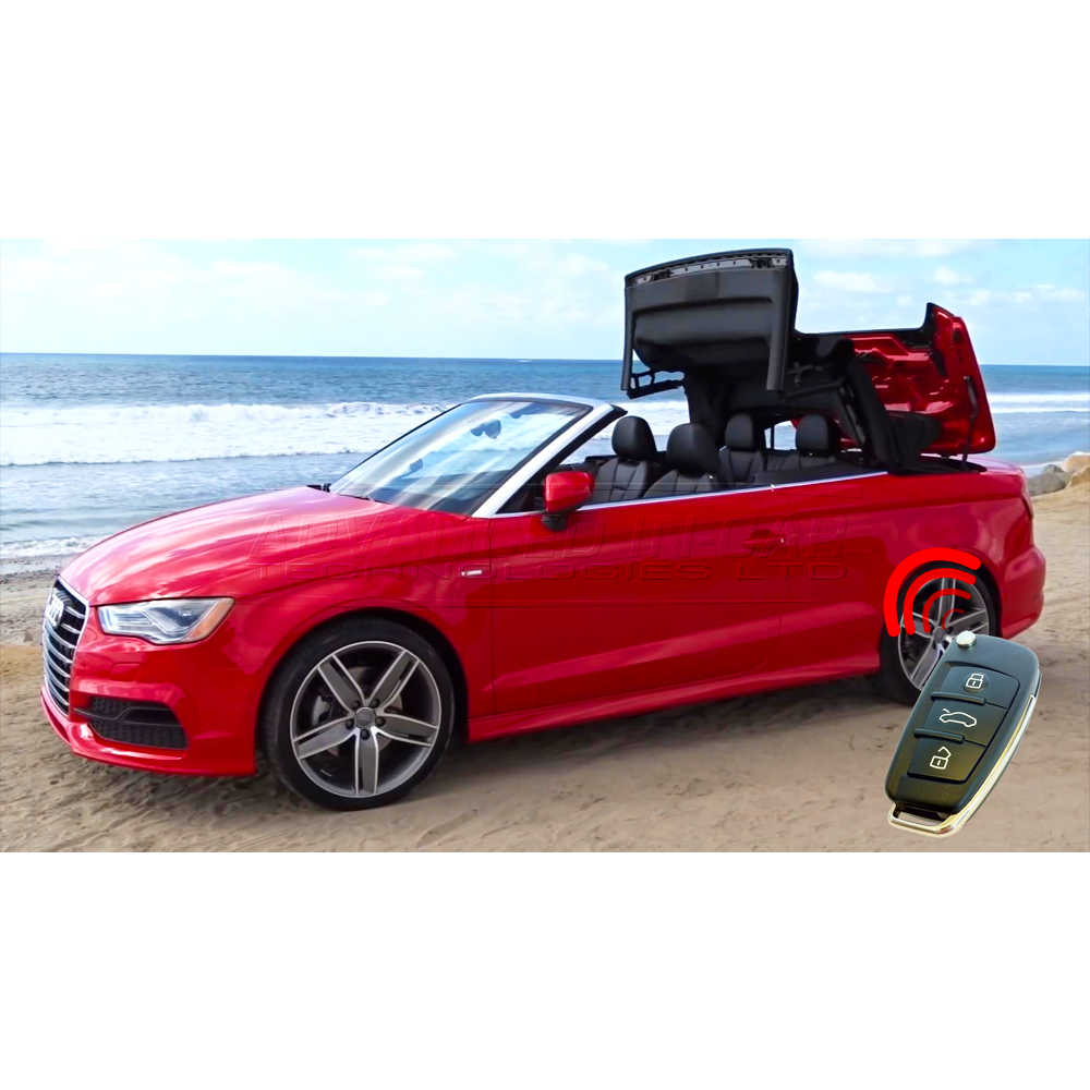 audi a3 s3 8v cabriolet remote roof open module. Black Bedroom Furniture Sets. Home Design Ideas