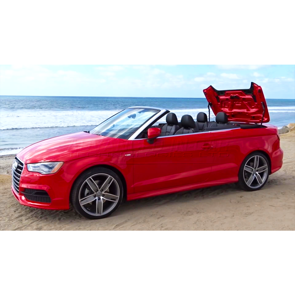 Audi A S V Cabriolet Remote Roof Open Module - Audi cabriolet