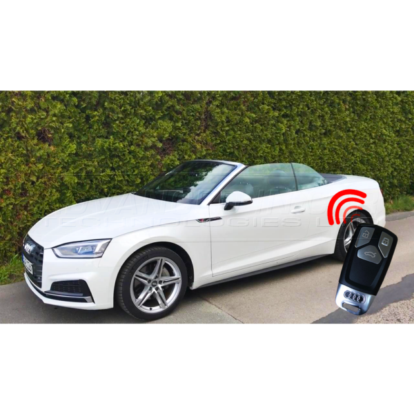 Audi A5 / S5 Cabriolet Remote Roof