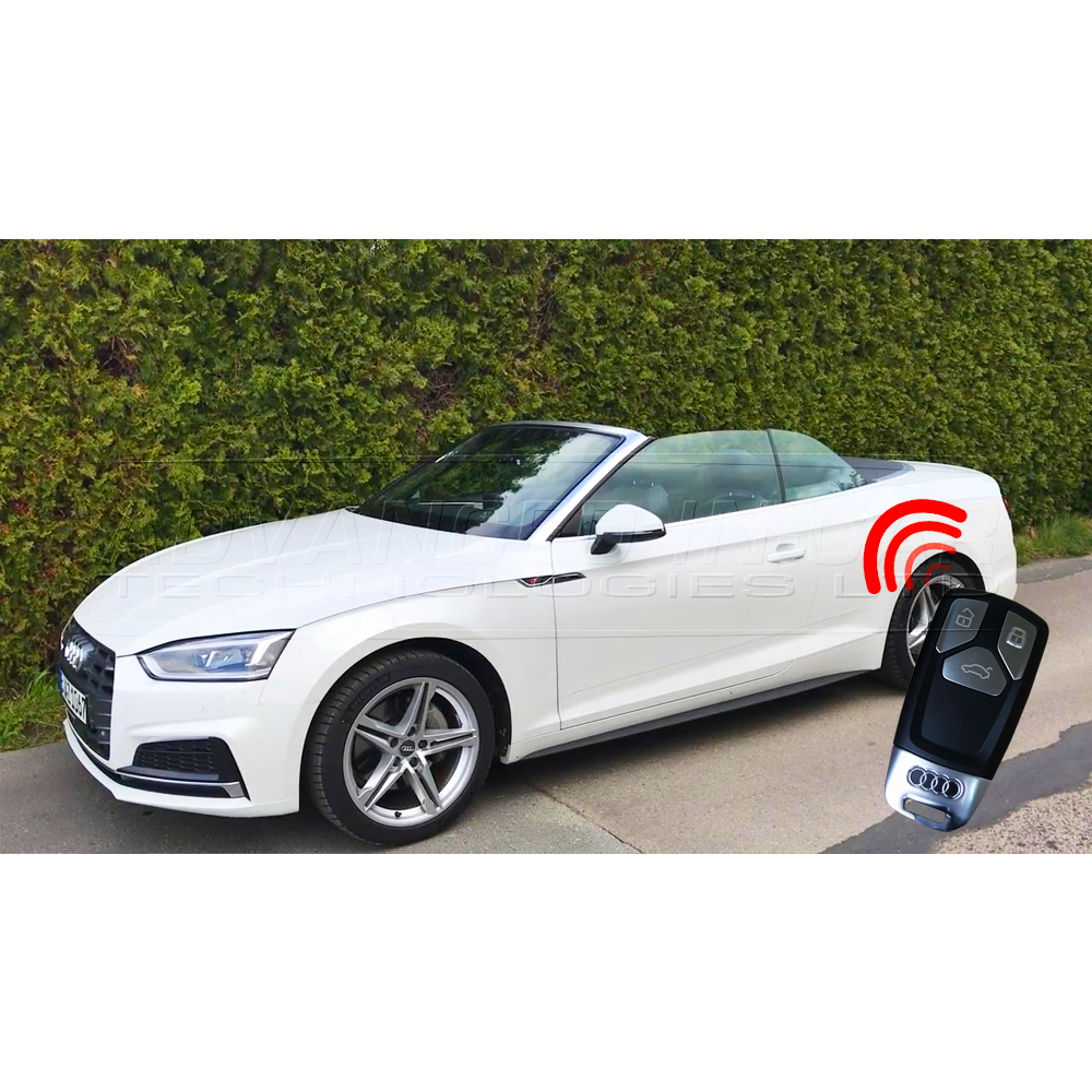 Audi A5 S5 F5 Cabriolet Remote Roof Open Module