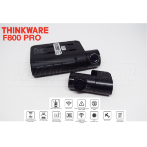 Thinkware F800 Pro Front & Rear