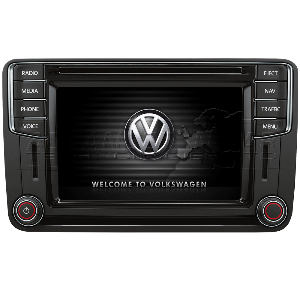 volkswagen discover media mib2 nav dab bluetooth. Black Bedroom Furniture Sets. Home Design Ideas