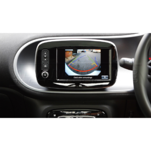 Smart 453 ForFour Reversing Camera