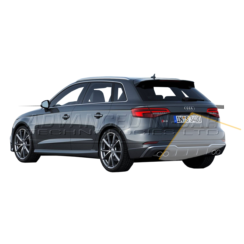 audi a3 s3 rs3 8v 2016 facelift reversing camera retrofit. Black Bedroom Furniture Sets. Home Design Ideas