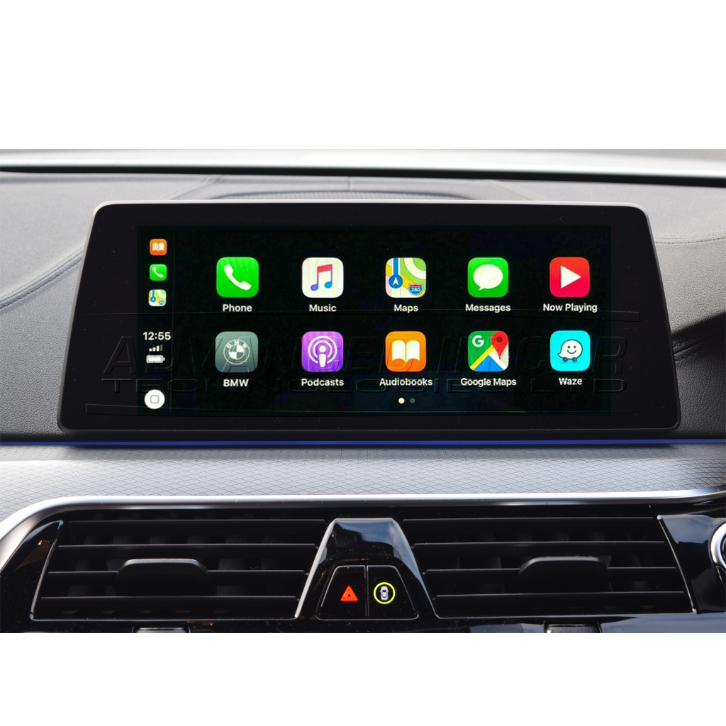 BMW Apple CarPlay Retrofit for NBT EVO Navigation
