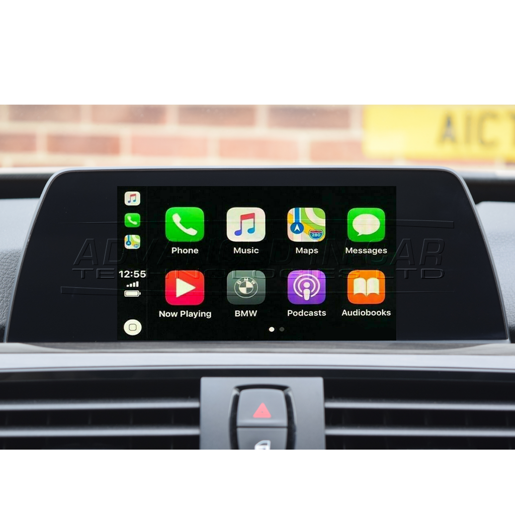 Bmw Wireless Apple Carplay Retrofit For Nbt Navigation