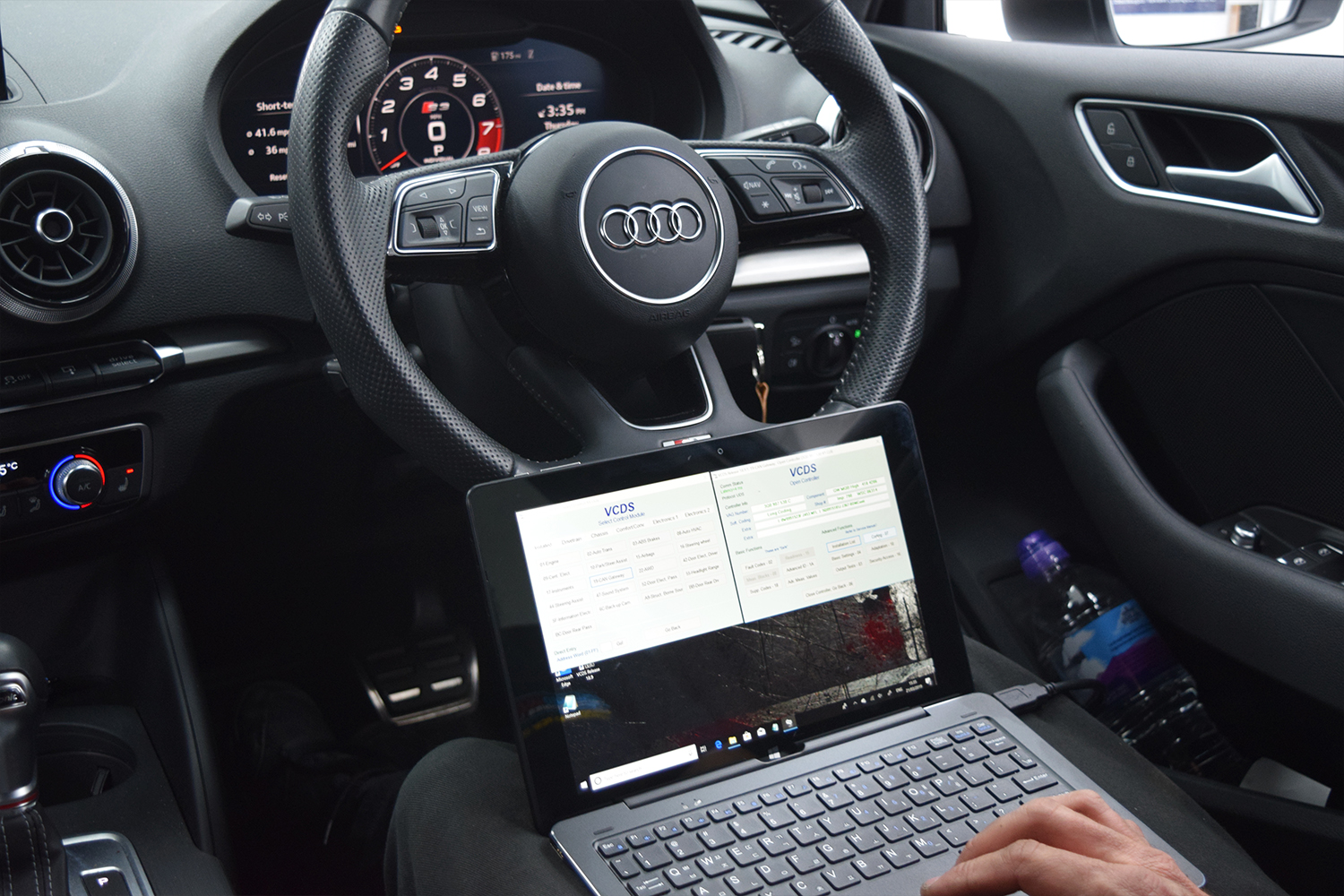Audi S3 8V Retrofits: Case Study - Advanced In-Car Technologies