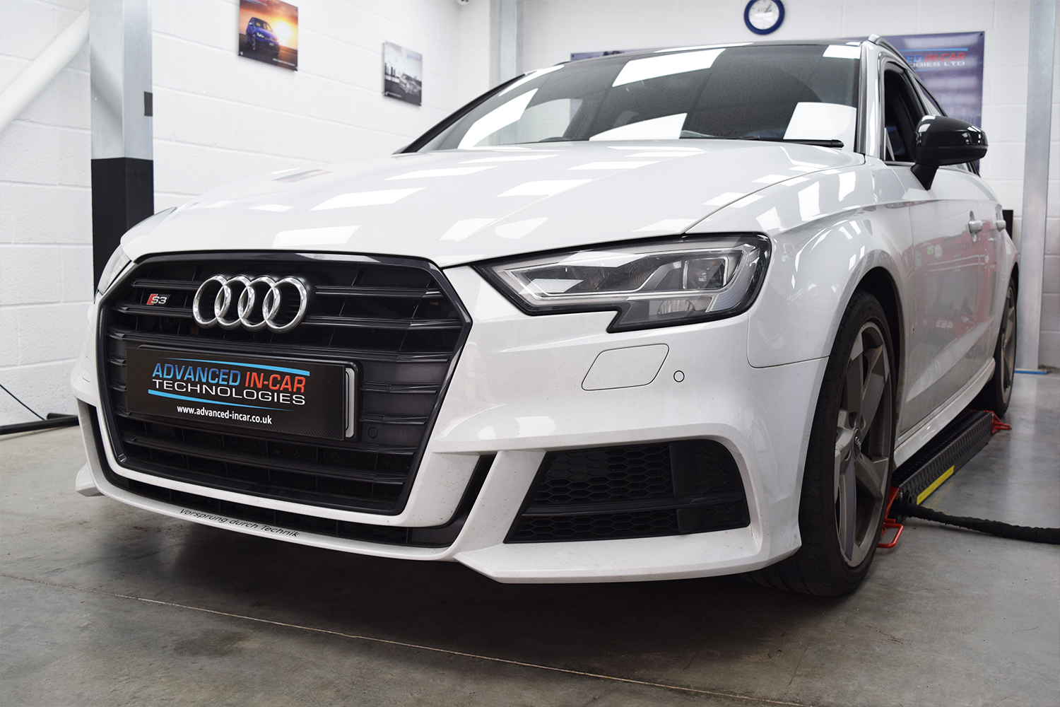 Audi S3 Front OPS