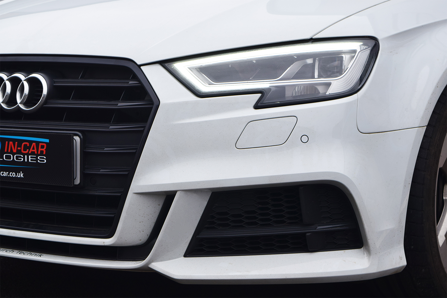 Audi S3 Retrofit Advanced In-Car