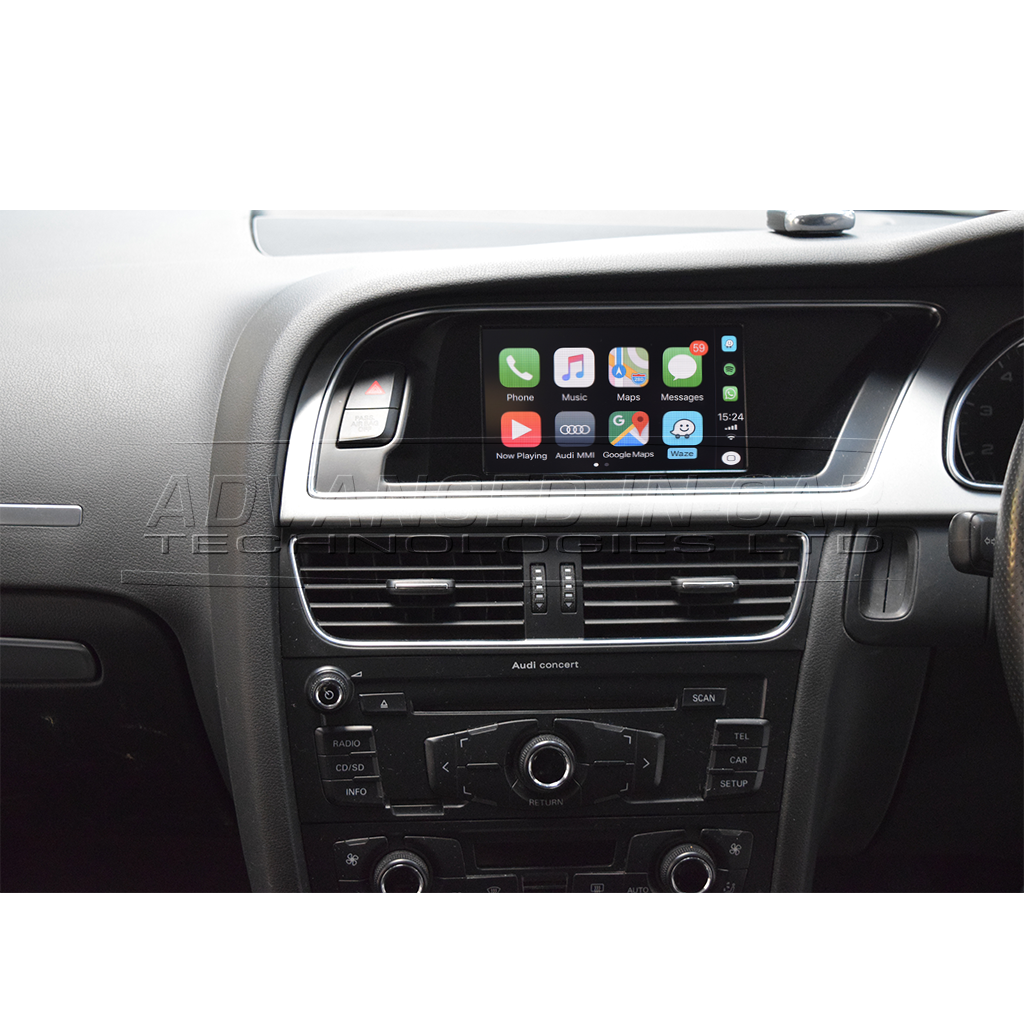 Wireless Apple CarPlay for Audi Concert & Symphony